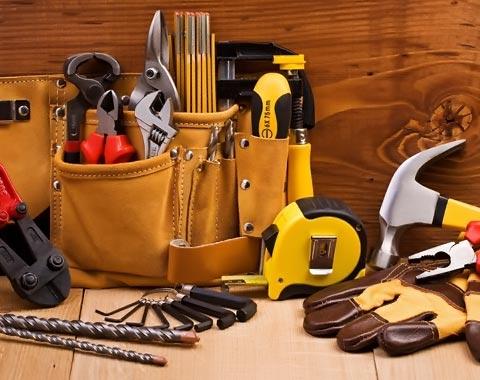 σιδηρικά κλειδαριές εργαλεία
